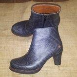 38р-24.8 кожа ботинки Art