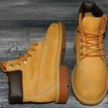 Timberland Primaloft оригинальные, кожаные, невероятно крутые ботинки