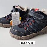 Зимние кроссовки для мальчика
