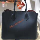 Женская кожаная сумка шопер Италия Borse in Pelle Кожаная красотка в натуральной коже TS000020