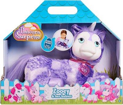 Puppy Surprise Unicorn Zoey Беременный единорог с сюрпризом