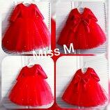 Шикарное нарядное платье для принцесс
