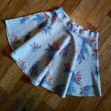 Трикотажная юбочка для девочки