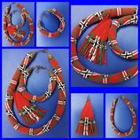 Комплект Красная шотландка
