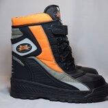 Термоботинки Dei Tex ботинки сапоги зимние мужские. Германия. Оригинал. 43 р. / 27.5 см.