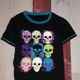 Стильная футболка на 5-7 лет
