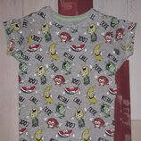Крутанская футболка на 5-7 лет