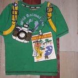 Крутанская футболка Турист M&S на 5-7 лет