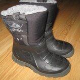 демисезонные ботинки Демосезонні італійські чобітки встілка-19.5см