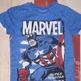 Стильная футболка Marvel Next на 5-7 лет