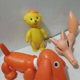 Куклы игрушки Ссср редкие пластик