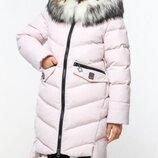 пальто зимнее пуховик Афина