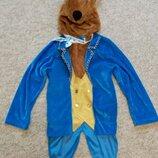 Новогодний костюм Мистера Лиса на 7-8 лет