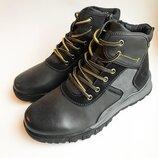 Зимние ботинки для подростка для мальчика 36-41