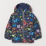 Трэндовая теплая Курточка Для Девочки От H&M