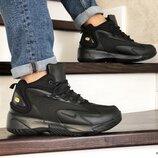Зимние кроссовки Nike Zoom 2K черные 8722