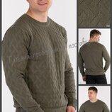 Мужской джемпер вязаный, Свитер мужской, Чоловічий джемпер, чоловічий светр