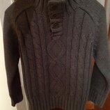 Кофта свитер Rebel 5-6 лет.