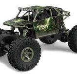 Машинка на радиоуправлении 1 18 HB Toys Краулер 4WD на аккумуляторе зеленый