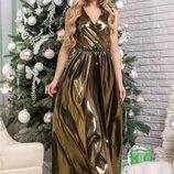 Модель 1063. Платье. Реал фото. Ткань Атлас Хамелеон Отменное качество Размеры 42-44, 44-46