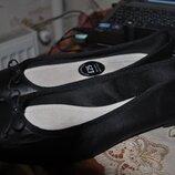 Классные туфельки- балетки marks&spencer оригинал камбоджа
