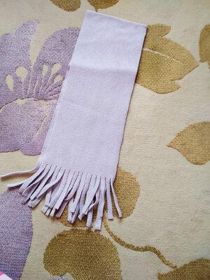 Флиссовьій шарфик