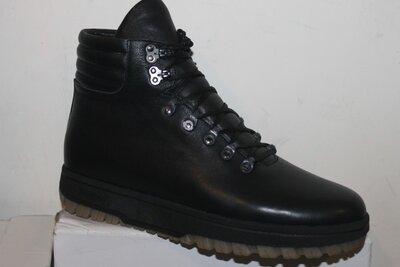 Премиум качество. зима. мужские кожаные зимние ботинки, с 40-46р