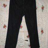 Джинсы черного цвета straight leg р.14