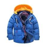 Шикарная теплая курточка