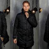 Пальто мужское на синтепоне, Размер 46 , 48 , 50 , 52.