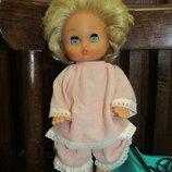 Кукла Гдр времен Ссср 30 см очень красивая без утрат