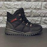 Мужские зимние термо ботинки,распродажа последних размеров