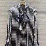 Блуза Valentino шелковая