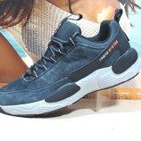 Мужские кроссовки BaaS Rivah серый 41р-46р