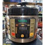 Скороварка мультиварка Rainberg 42 программы 6 литров 2000 Вт