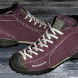 Scarpa Mojito оригинальные, кожаные, невероятно крутые ботинки