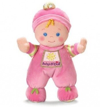 Мягкая игрушка Fisher Price Моя первая кукла