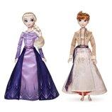 Набор кукол Дисней Анна и Эльза Холодное сердце набор 2019 года куклы Фрозен Anna and Elsa Frozen 2