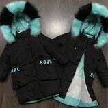 Обалденная курточка для девочек
