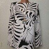 Шикарная нарядная кофточка блуза реглан р.4 38-40-42 пог 43