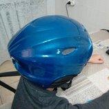 Шлем для лиж