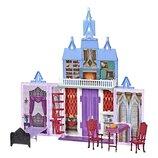 Disney Frozen 2 Холодное сердце 2 портативный переносной замок дом E5495 Fold & Go Arendelle Castle