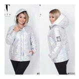 Женская куртка зимняя Мод . 5240 Хл