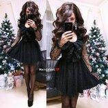 Красивое нарядное платье М502