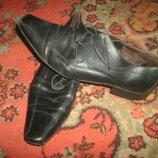 туфли кожаные BOSE