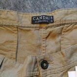 Новые большие льняные штаны