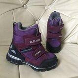 D. D. STEP 24-35р зима, дуже теплі, водонепроникні чобітки