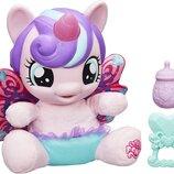 My Little Pony Интерактивная пони-принцесса малышка Флари Харт русский язык B5365 Baby Flurry Heart