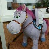 Мягая ирушка конь лошадь Принцессы Софии Минимус 35см из мультфильма Дисней Disney.