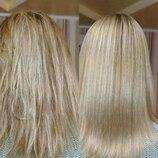 Ботокс для волос. Восстановление волос. Кератиновое восстановление.